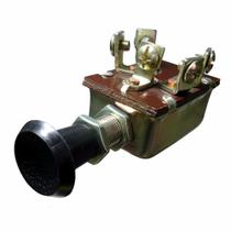 Chave Comutadora de Uso Geral 120W - 3 Posições (Neutro/Lanterna/Faróis) - DNI 2086 -
