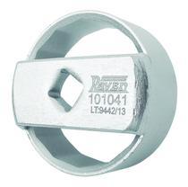 Chave de 71 mm e Encaixe de 1/2 Para filtro de Óleo Hyundai HB20 Raven -