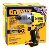 """Chave de Impacto Dewalt 3/4"""" 20,0V DCF897B Bivolt Sem Bateria Sem Carregador -"""