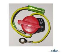 Chave Liga/Desliga Motor 5.5/6.5/7/8/13/15HP - 00500 - Buffalo -