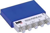 Chave para comutacao diseqc 4x1 - Bedinsat