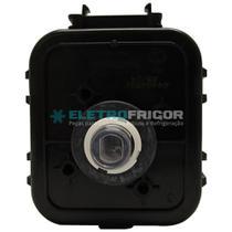 Chave seletora iluminada csi para lavadora electrolux 127v emicol -