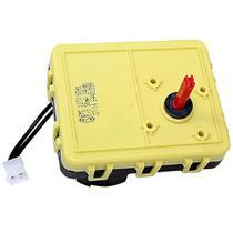 Chave seletora motorizada lavadora electrolux 10 11 12 15 kg 127v original eixo vermelho -