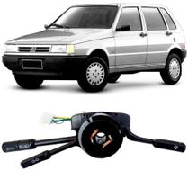 Chave Seta Fiat Uno 94 a 2001 Sem Limpador Traseiro Farol Duplo - Kostal