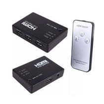 Chaveador Comutador HDMI 3X1 Switch 3D UHD Full HD - IUNIT