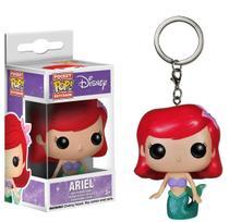 Chaveiro Ariel - A Pequena Sereia - Disney Pocket Pop! Funko -