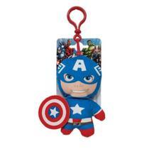 Chaveiro Bagclip Marvel 4192 Buba -