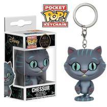 Chaveiro Chessur Cat - Alice País Das Maravilhas Pop! Funko -