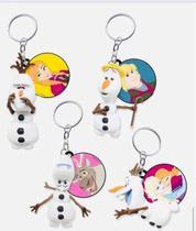 Chaveiro Colecionável Olaf Frozen - Tomy -