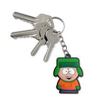 Chaveiro emborrachado cute South Park Kyle - Fábrica geek