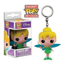 Chaveiro Fada Sininho / Tinker Bell - Funko Pop Pocket Disney Peter Pan -