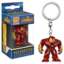 Chaveiro Funko Pocket Pop Keychain Marvel Hulkbuster -