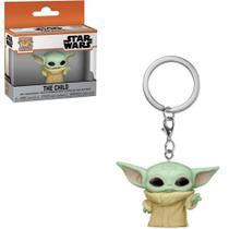 Chaveiro Funko Pocket Pop Star Wars Baby Yoda Child -