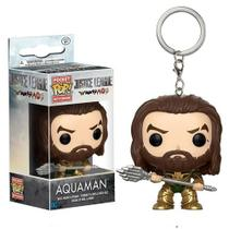 Chaveiro Funko Pop Aquaman Justice League -