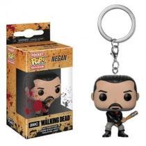 Chaveiro Funko Pop Keychain The Walking Dead - Negan -