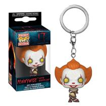 Chaveiro funko pop - pennywise with beaver hat -