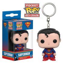Chaveiro Funko Pop! Super Homem Superman Clássico -