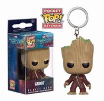 Chaveiro Groot - Pocket Pop Funko - Guardiões Galáxia 2 -
