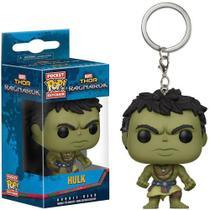Chaveiro Hulk Pocket Pop Funko Thor Ragnarok Marvel - Funko Pop