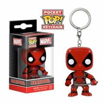 Chaveiro Keychain Funko Pop Deadpool Mini Pop Funko Marvel