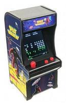 Chaveiro Mini Fliperama Tiny Arcade - Space Invader - Dtc