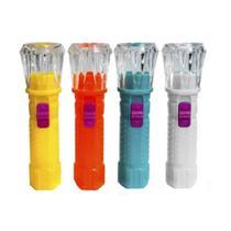 Chaveiro mini lanterna a bateria 7cm - mohnish - Freecom