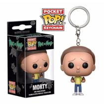 Chaveiro Morty - Funko Pop Pocket Rick and Morty - Aliança Geek