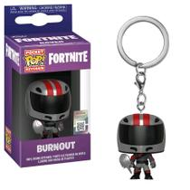 Chaveiro Pocket Funko Pop: Fortnite: Burnout