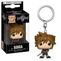 Chaveiro Pocket Funko Pop: Kingdom Hearts III - Sora -