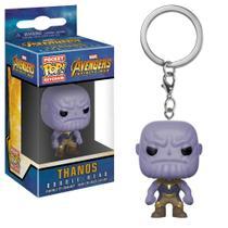 Chaveiro Pocket POP Avengers Infinity War - Thanos - Funko - Aliança Geek