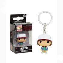 Chaveiro Pocket Pop - Dustin - Stranger Things - Funko