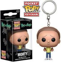 Chaveiro Pocket POP! Funko Rick and Morty - Morty -