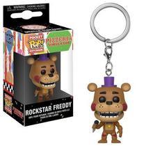 Chaveiro Pocket POP! Funko Rock Star Freddy - FNAF -