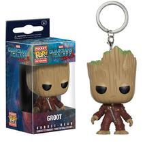 Chaveiro Pocket Pop - Groot - Marvel - Funko