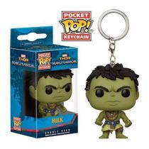 Chaveiro Pocket Pop - Hulk - Marvel - Funko