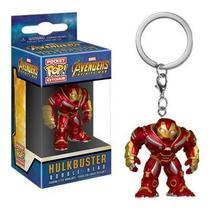 Chaveiro Pocket POP! Keychain Funko Hulkbuster -