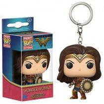 Chaveiro Pocket Pop - Wonder Woman - Wonder Woman - Funko