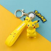 Chaveiro pokemon pikachu takara tomy -