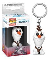 Chaveiro Pop! Olaf Frozen 2 Funko keychain -