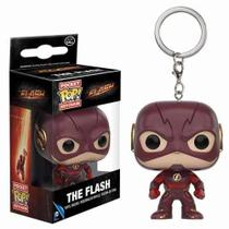Chaveiro The Flash - Série - Dc - Pop! Funko -