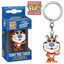 Chaveiro Tony The Tiger - Keychain Pop! - Sucrilhos Kellogs - Funko