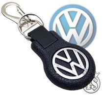 Chaveiro Volkswagen Relevo Up Gol Jetta Fox Golf Voyage Polo - 4S Chaveiros