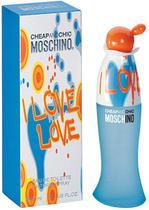 Cheap And Chic Moschino I Love Love - Toilette Fem. 100ml -