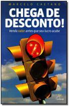 Chega De Desconto! - Landscape
