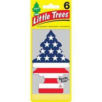 Cheirinho Automotivo Little Trees Original Aromatizante Vanilla Pride -