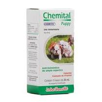 Chemital Puppy 20 ml Chemitec solução oral -