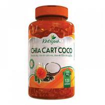 ChiaCartCoco 120 Cápsulas - Katigua -