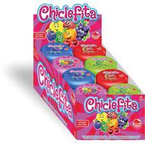 Chiclefita Chiclete De Fita Da Dtc Com 24 Ref 4376 -