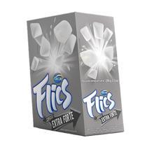 Chiclete Flics Extra Forte c/12 - Arcor -