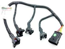 Chicote Conector Plug dos Bicos Injetores Fiat Palio, Siena, Strada - Tc Chicotes